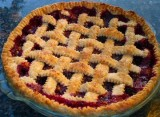 Oh, my!  June Pie (Triple Berry)